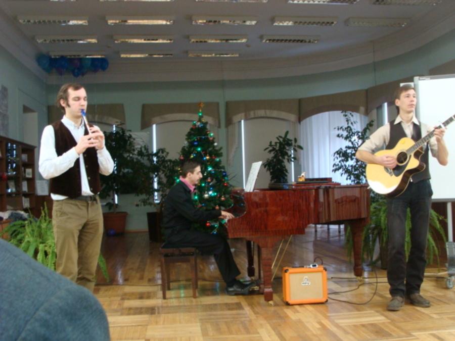 Пермский хор Junge Stimmen отпраздновал юбилей - фото 3