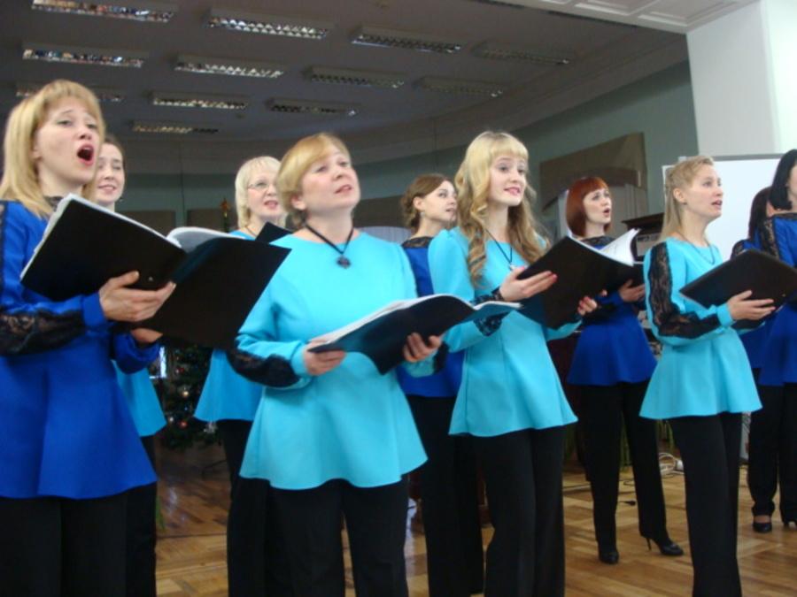 Пермский хор Junge Stimmen отпраздновал юбилей - фото 6