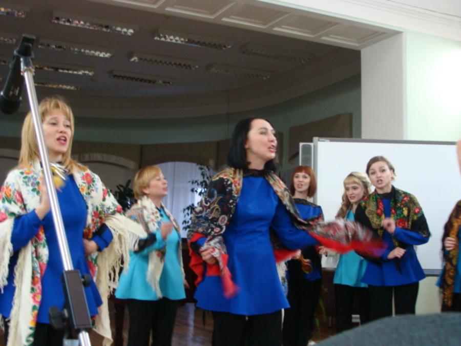Пермский хор Junge Stimmen отпраздновал юбилей - фото 7