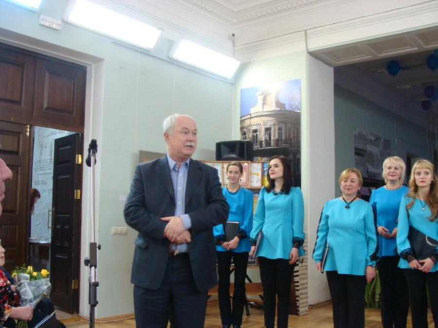 Пермский хор Junge Stimmen отпраздновал юбилей - фото 11
