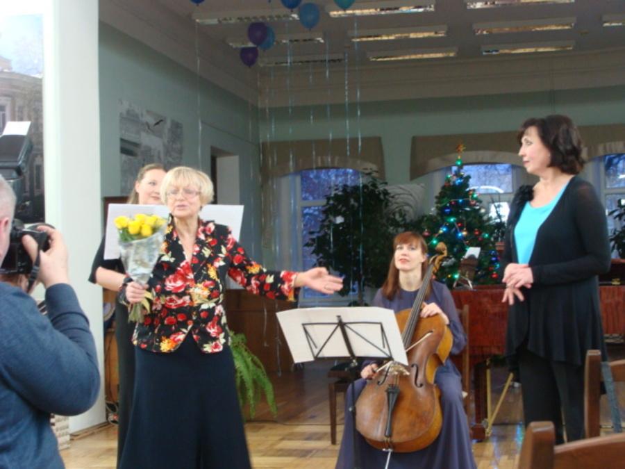 Пермский хор Junge Stimmen отпраздновал юбилей - фото 13
