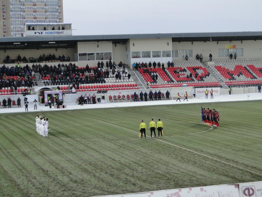Пермь разгромила Оренбург - фото 1