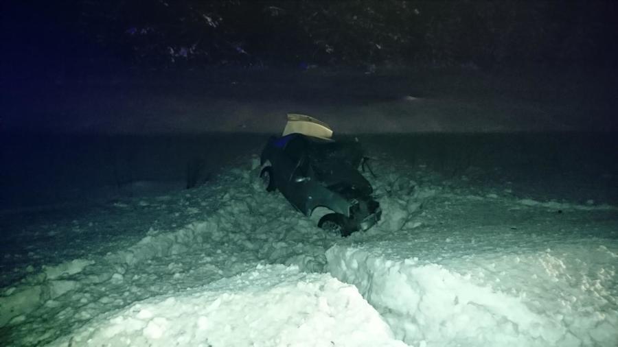 В Пермском крае в столкновении Ауди и Рено погиб водитель Рено
