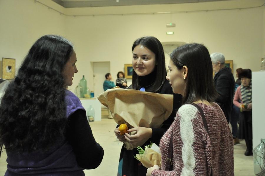 В Пермской Арт-резиденции состоялось открытие проекта «Вход» - фото 16