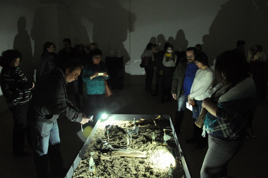 В Пермской Арт-резиденции состоялось открытие проекта «Вход» - фото 17