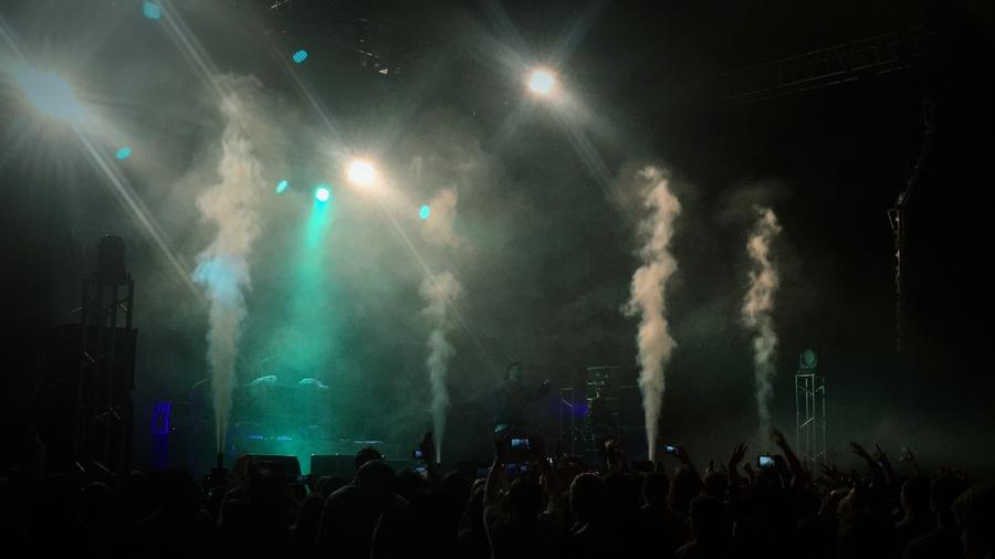 Корж, «Время и Стекло» и Крид дали большой концерт в Перми - фото 4