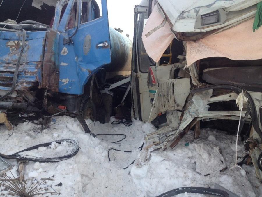 В ДТП в с автобусом в Чернушинском районе предварительно установлена виновность водителя