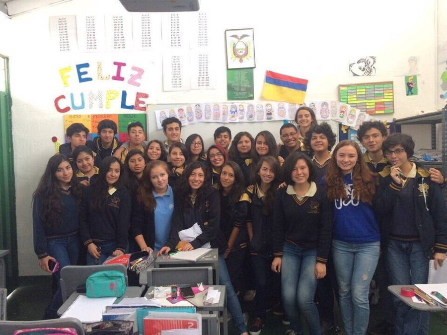 Пермская студентка вернулась из Эквадора - фото 3