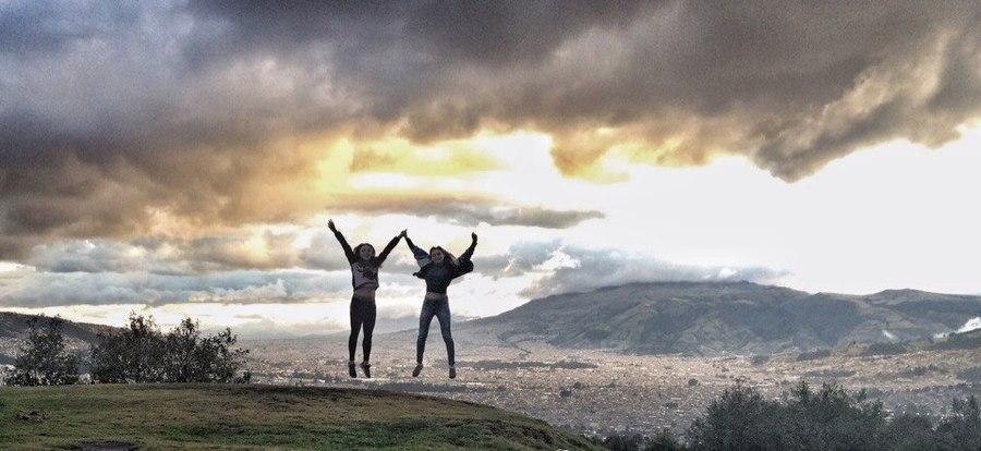 Пермская студентка вернулась из Эквадора - фото 4