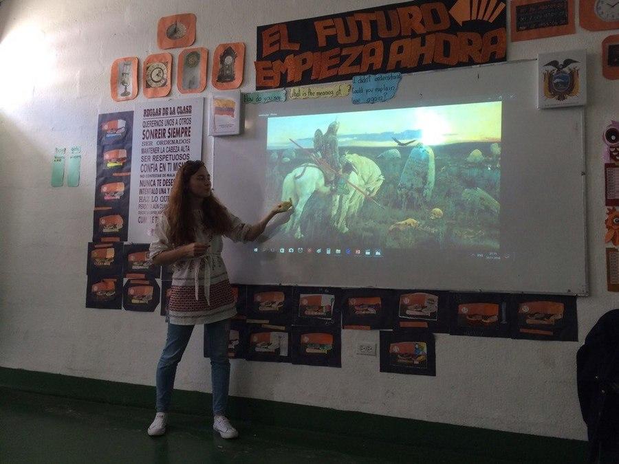 Пермская студентка вернулась из Эквадора - фото 5
