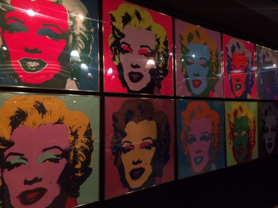 Энди Уорхол в Перми или выставка поп-арта