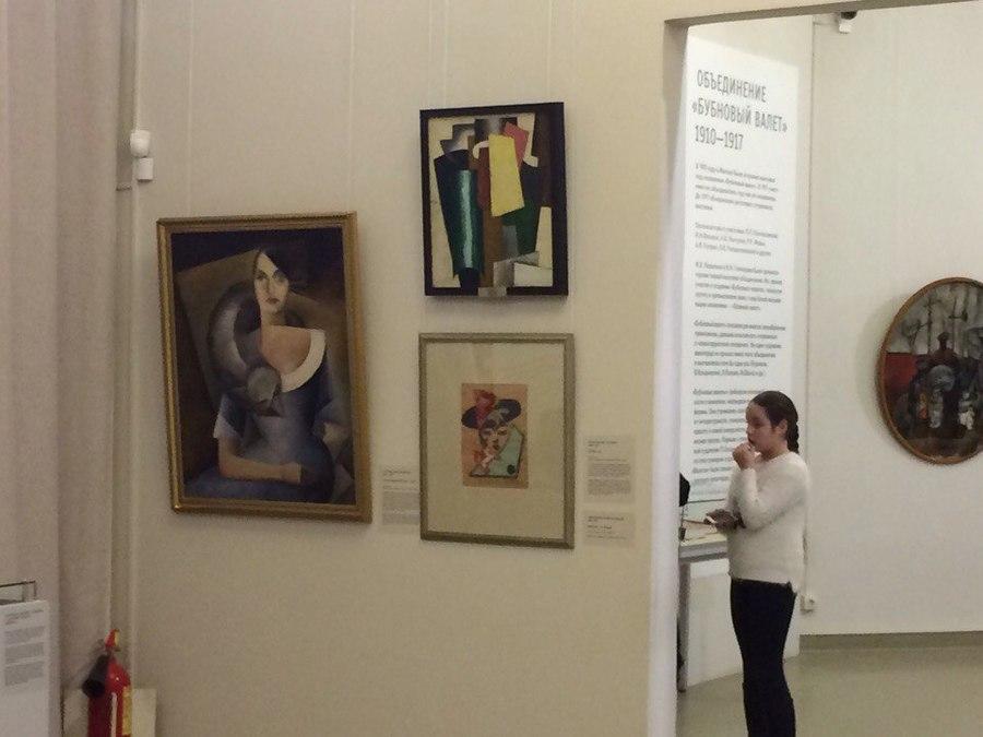 В Пермской галерее — две новых выставки