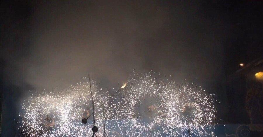 В Перми прошло многообещающее огненное шоу