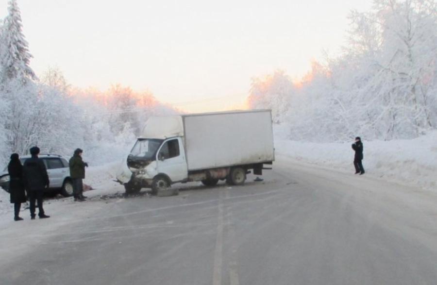 В ДТП в Пермском крае погибла женщина - фото 1