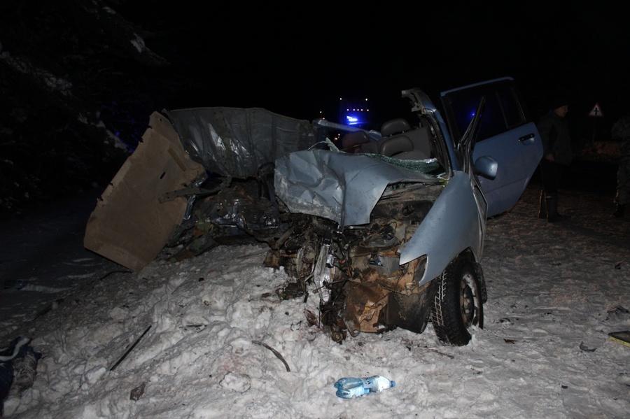 Полиция устанавливает обстоятельства ДТП с четырьмя погибшими в Пермском крае