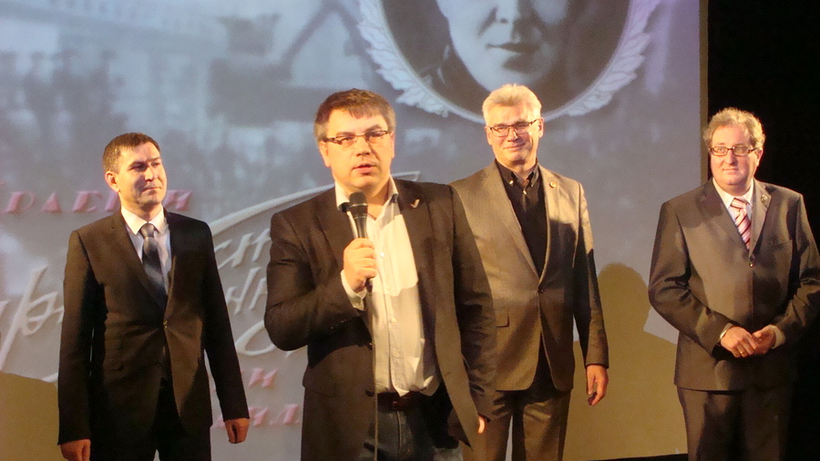 Журналисты Пермского края разобрали награды - фото 1