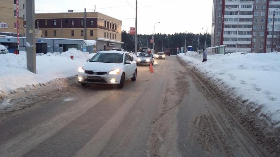 В Перми 30 января под колесами автомобилей оказались четыре женщины