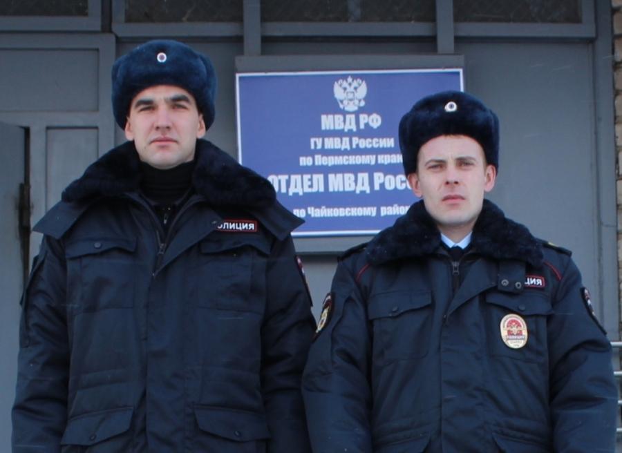 В Пермском крае полицейские спасли на пожаре 125 человек