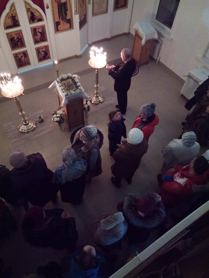 В Пермском микрорайоне Запруд открылся новый храм - фото 3