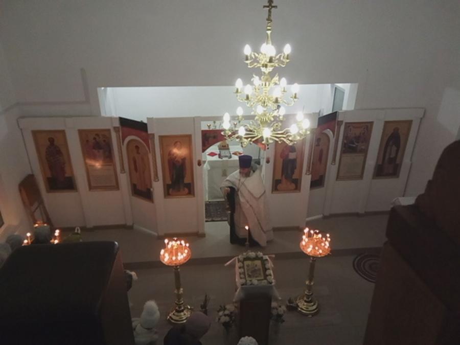 В Пермском микрорайоне Запруд открылся новый храм - фото 5