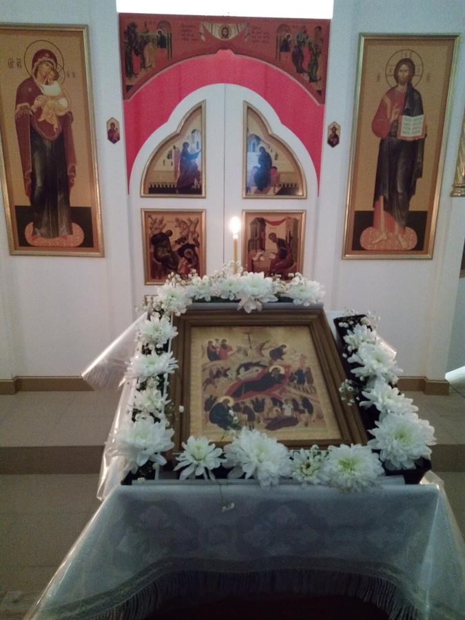В Пермском микрорайоне Запруд открылся новый храм - фото 8