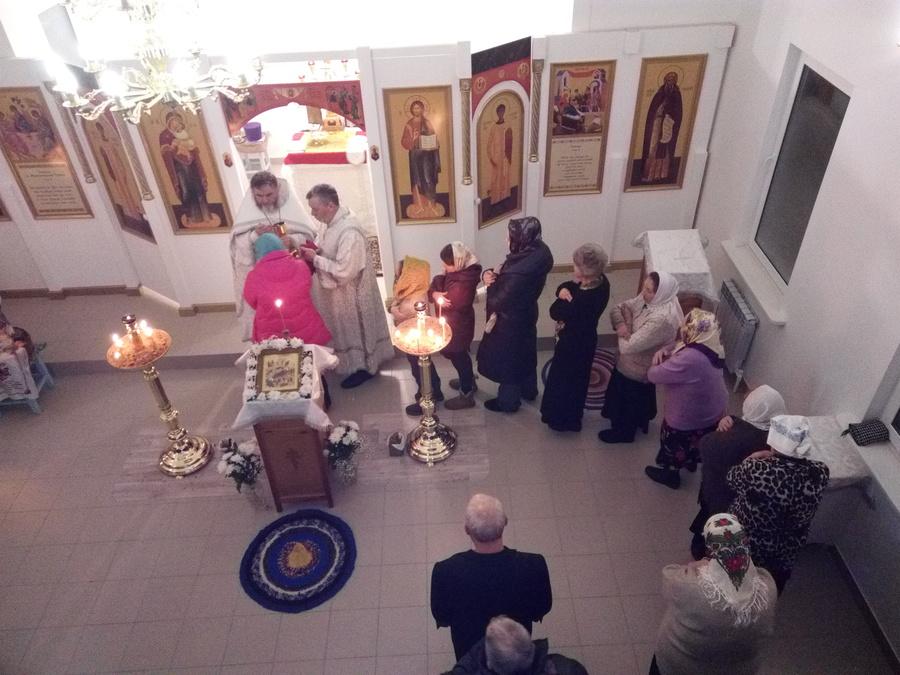 В Пермском микрорайоне Запруд открылся новый храм - фото 17