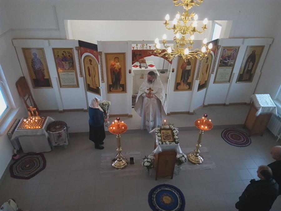 В Пермском микрорайоне Запруд открылся новый храм - фото 20