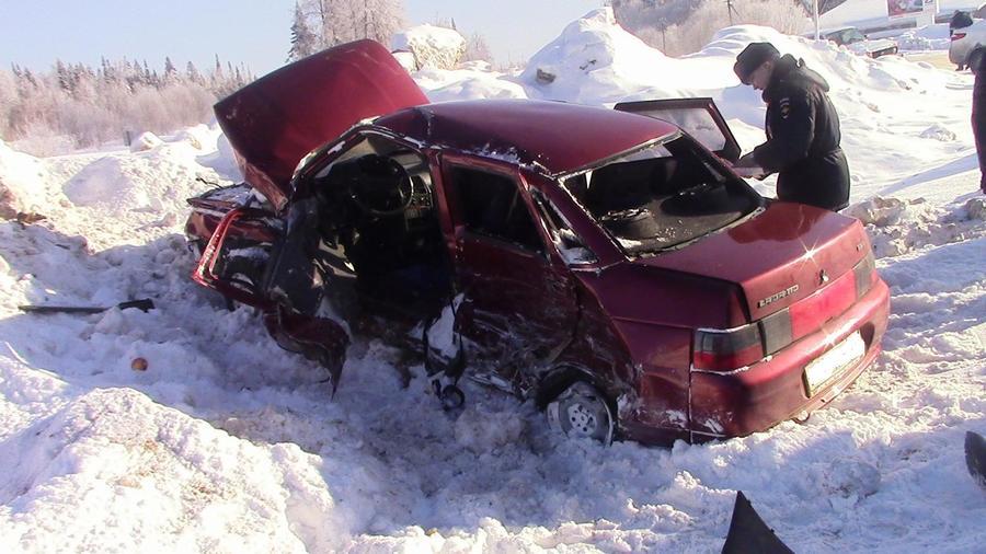 В Пермском крае все ДТП со смертельным исходом произошло в пятницу