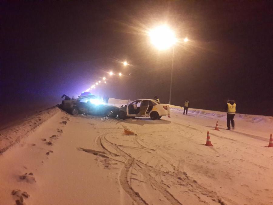 Пермский край: автоаварии выходных дней