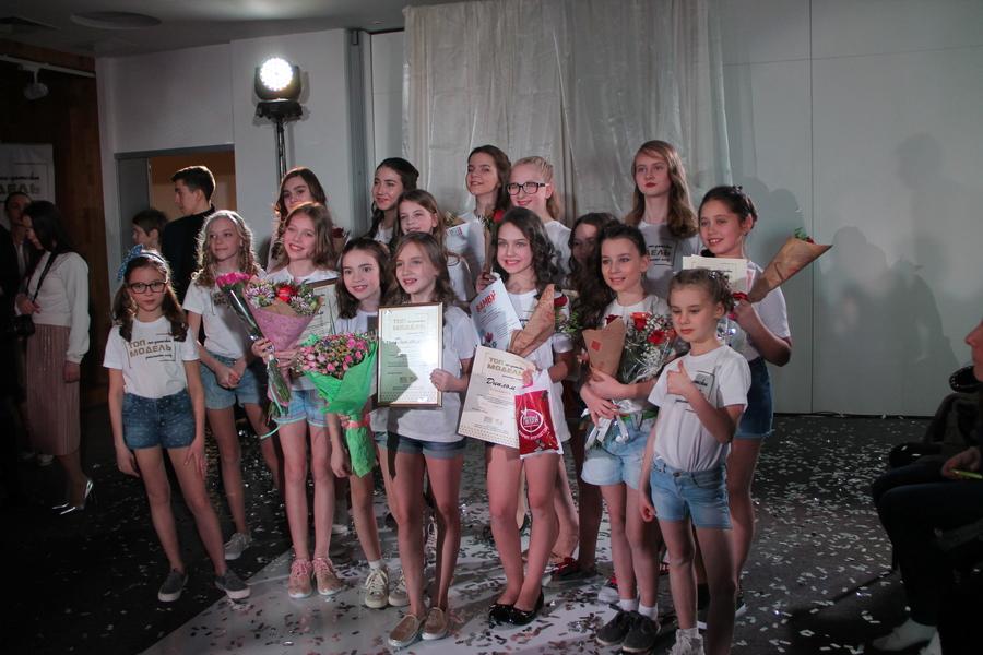 Юные пермские модели блистали на подиуме