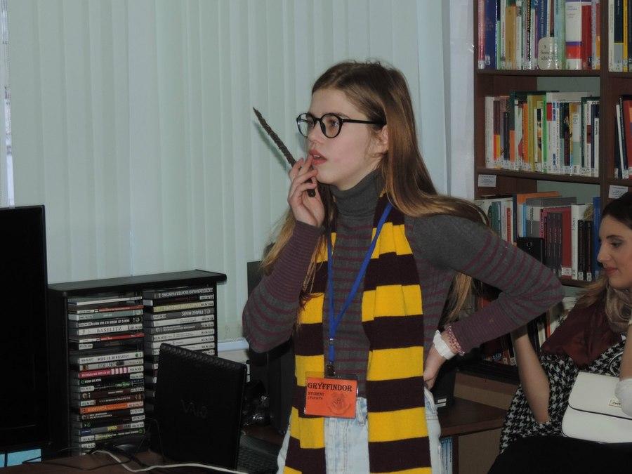 В Перми прошла ночь Гарри Поттера