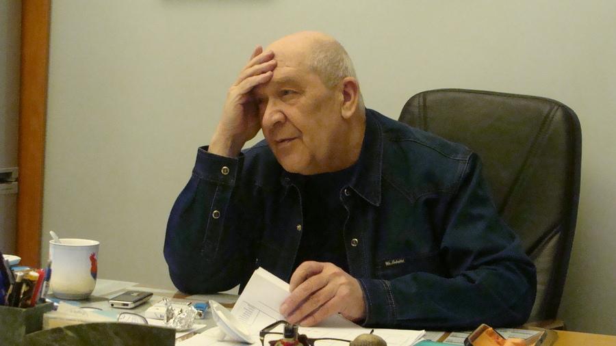 В Пермском ТЮЗе отмечают юбилей художественного руководителя