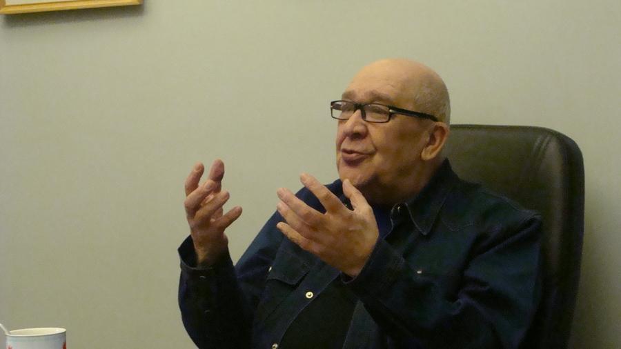 В Пермском ТЮЗе отмечают юбилей художественного руководителя - фото 8