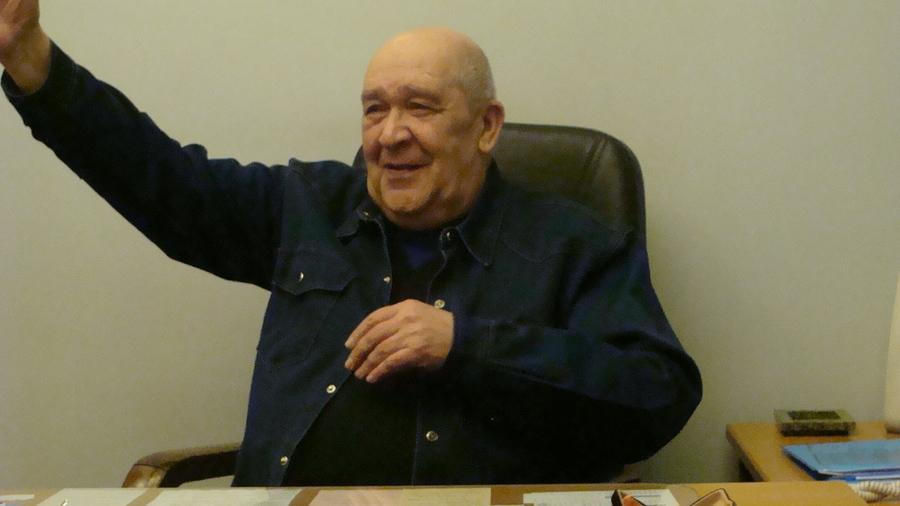 В Пермском ТЮЗе отмечают юбилей художественного руководителя - фото 11