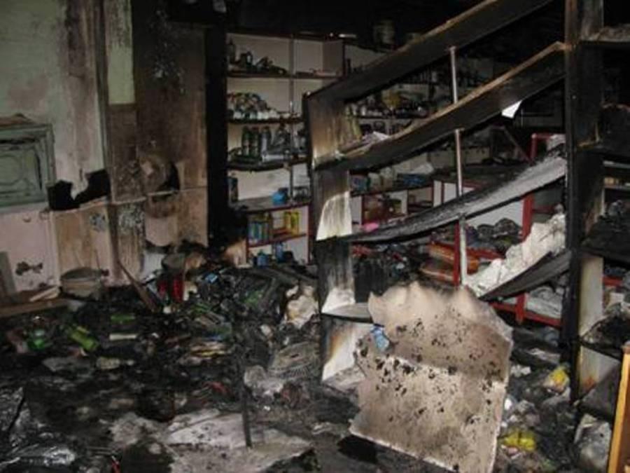 Житель Кунгурcкого района поджег магазин, чтобы скрыть кражу - фото 3