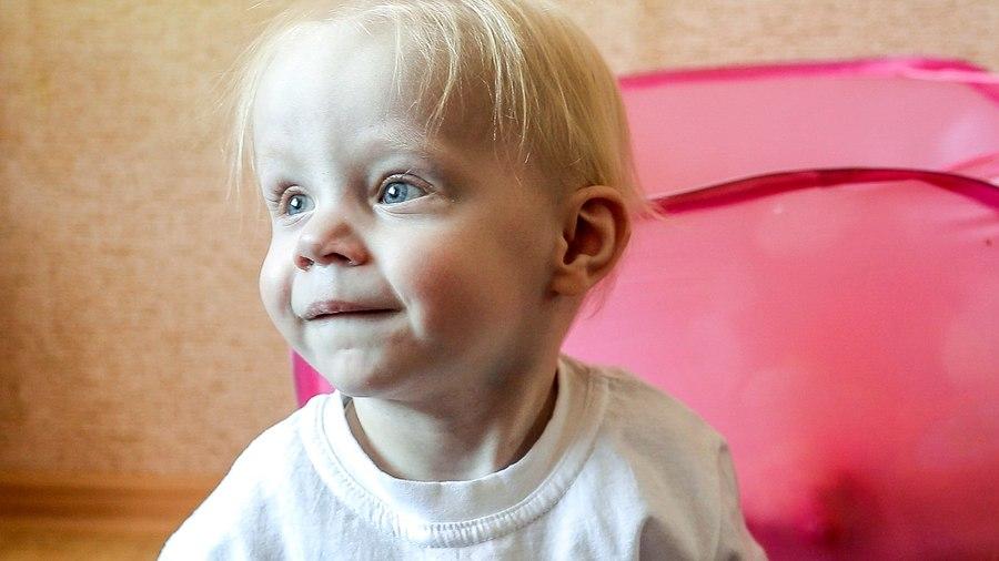 Пермяки помогают малышу с больным сердцем