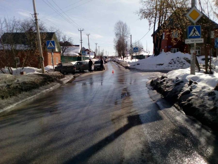 В Перми под колеса попал 8-летний мальчик