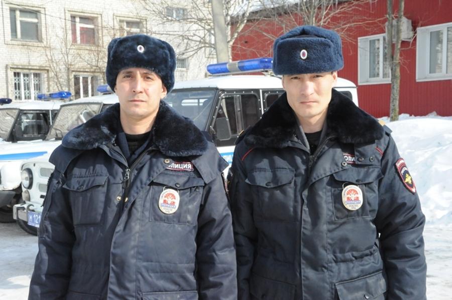В Перми полицейские спасли пенсионерку, едва не отравившуюся газом