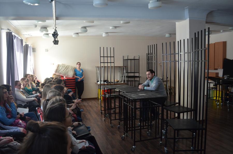 Артем Терехин: «Спектакль должен наводить на мысли, а не давать формулы»