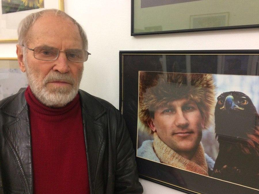 В Перми прошла встреча с знаменитым фотохудожником