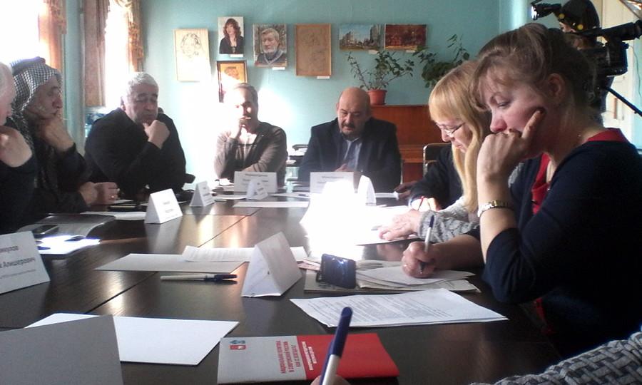 В Пермском Доме журналиста обсудили проблемы СМИ в освещении межнациональных отношений