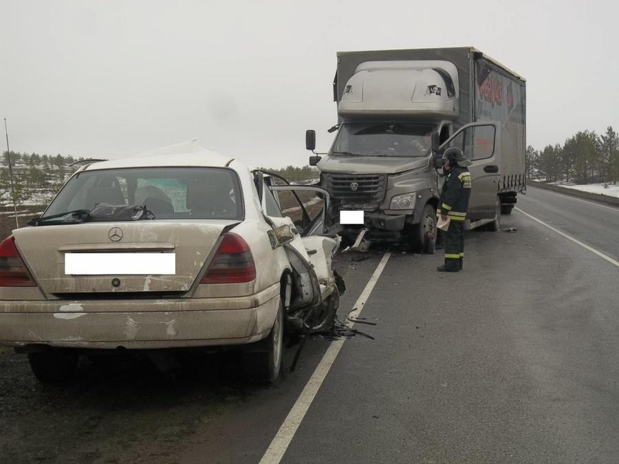 На дорогах Пермского края в выходные дни погибли 4 человека - фото 1