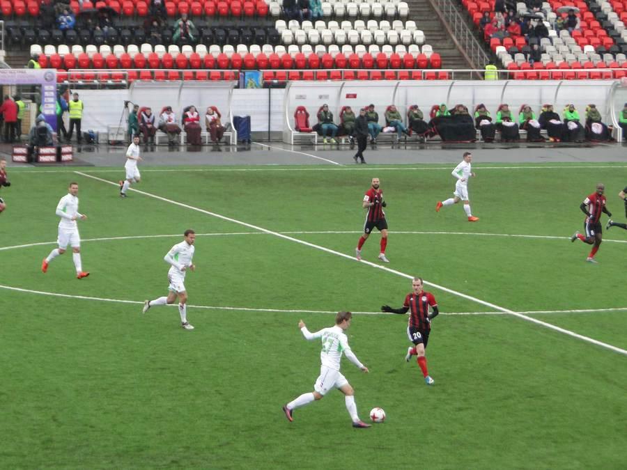 «Амкар» забил по мячу в свои и в чужие ворота - фото 1