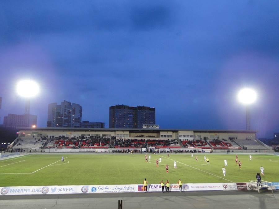 Первое поражение «Амкара» на домашнем поле - фото 1