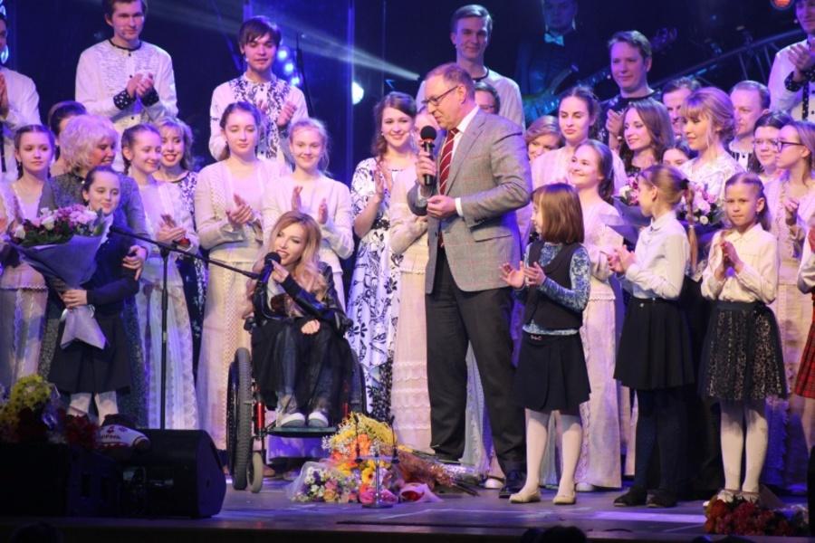 В Перми «Млада» спела с Юлией Самойловой