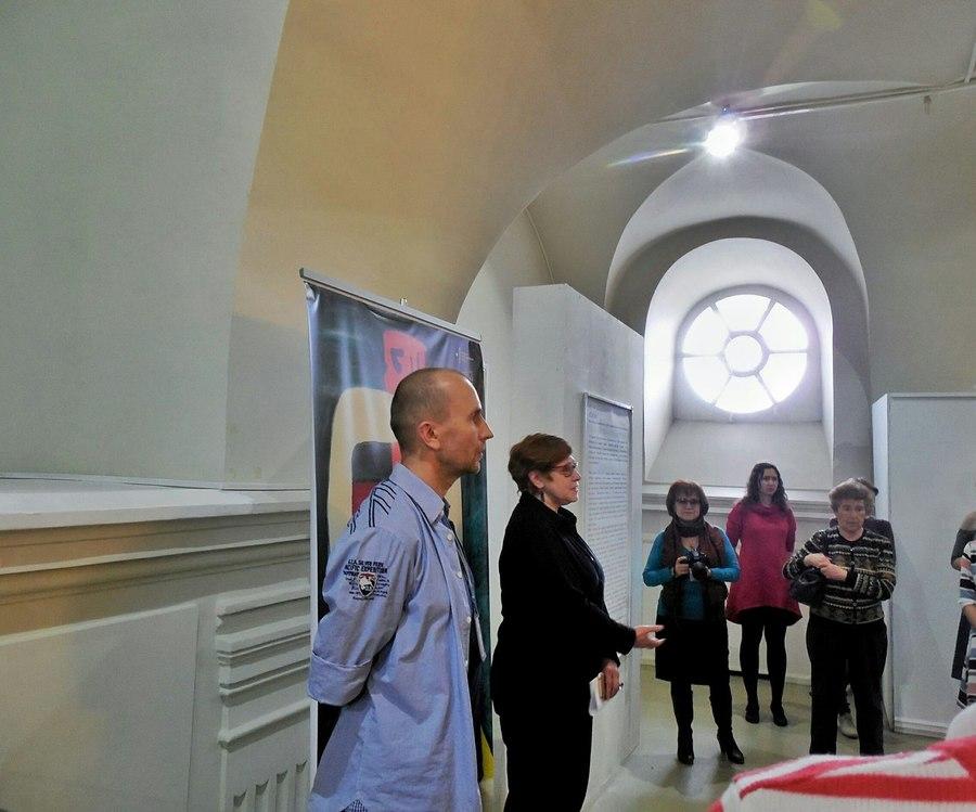 Пермская галерея увлекает пермяков абстракционизмом - фото 11