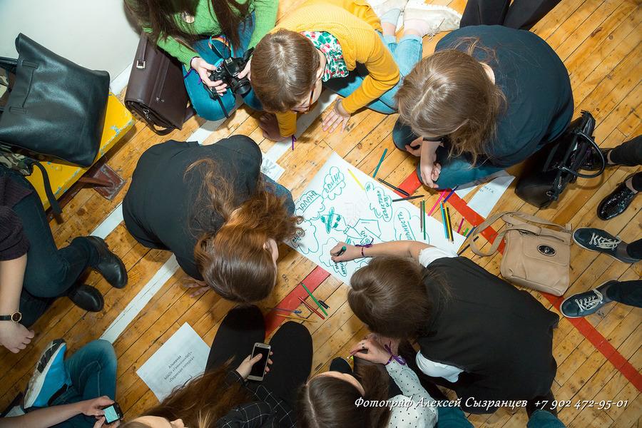 В Перми прошел фестиваль юных журнаистов