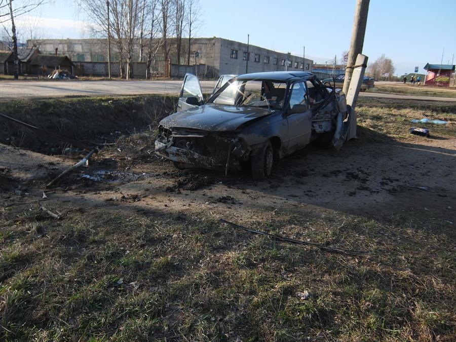За выходные и праздники в Пермском крае в ДТП погибли 5 человек - фото 1