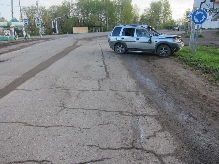В выходные на дорогах Пермского края погибли пять человек