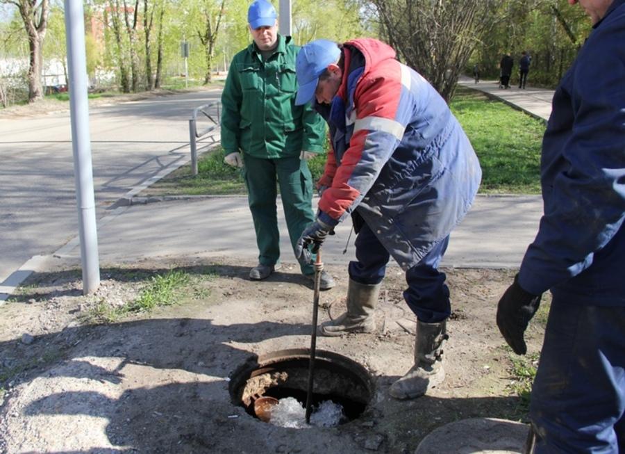 В Перми проверили работу пожарных гидрантов